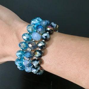 Stretchy Bead Bracelet